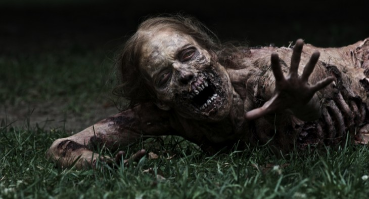zombie the walking dead