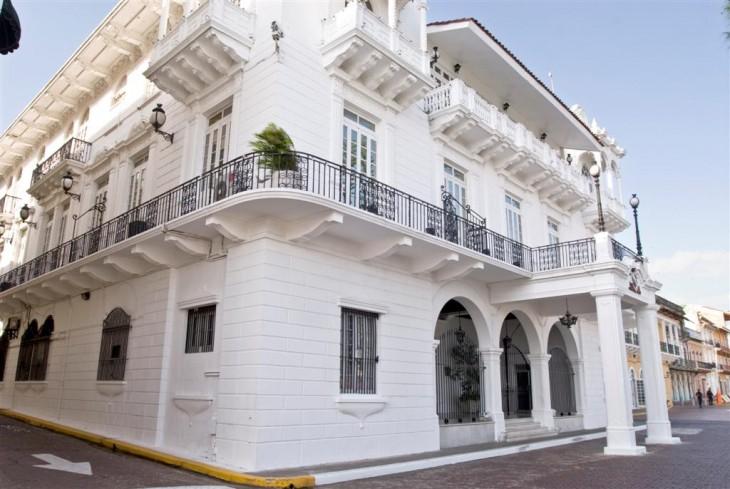 palacio ´presidencial panama