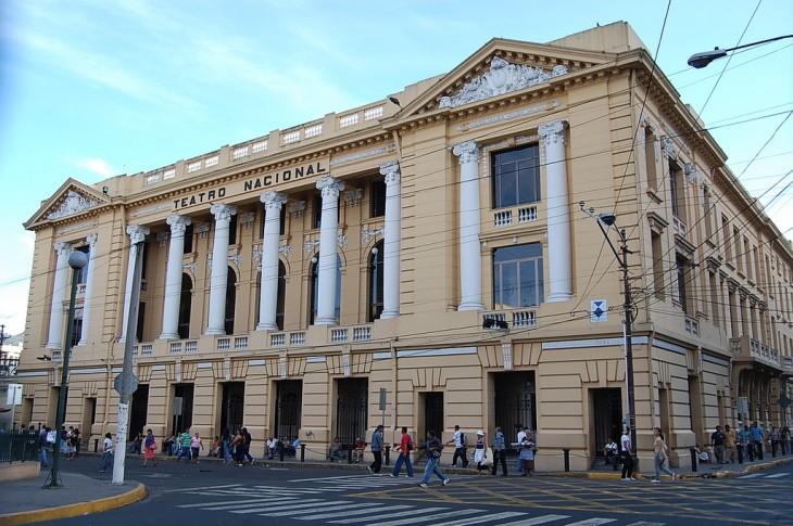 teatro nacional del salvador