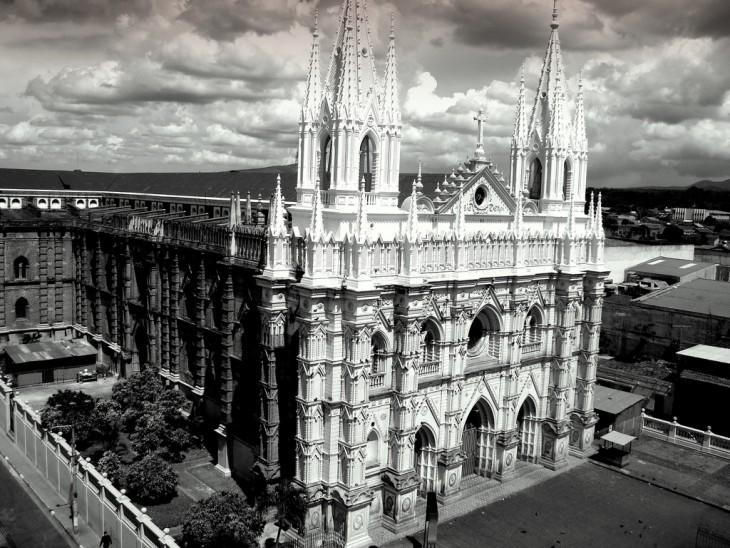 catedral de santa ana el salvador