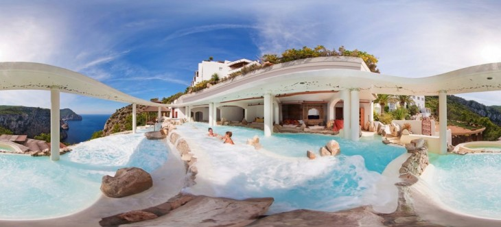 Hotel Hacienda Na Xamena españa
