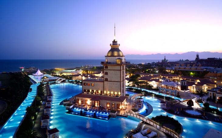 Mardan Palace turquía hotel estilo mediterráneo