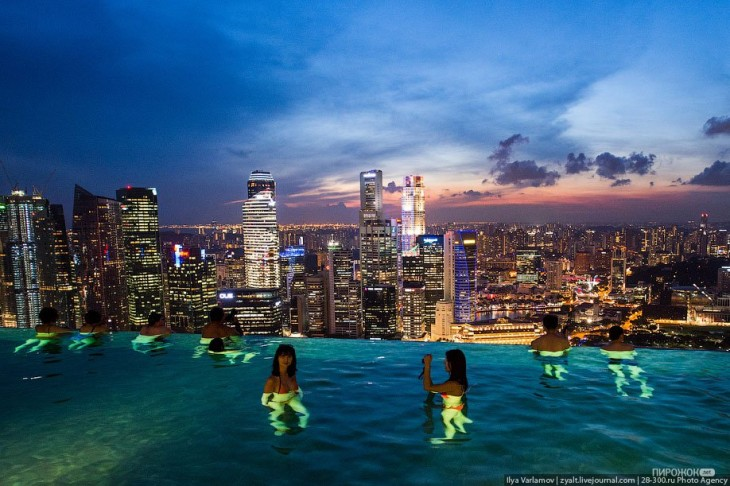 Marina Bay Sands Resort Singapore 2
