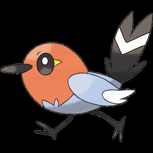 pokemon con un pinguino como cola