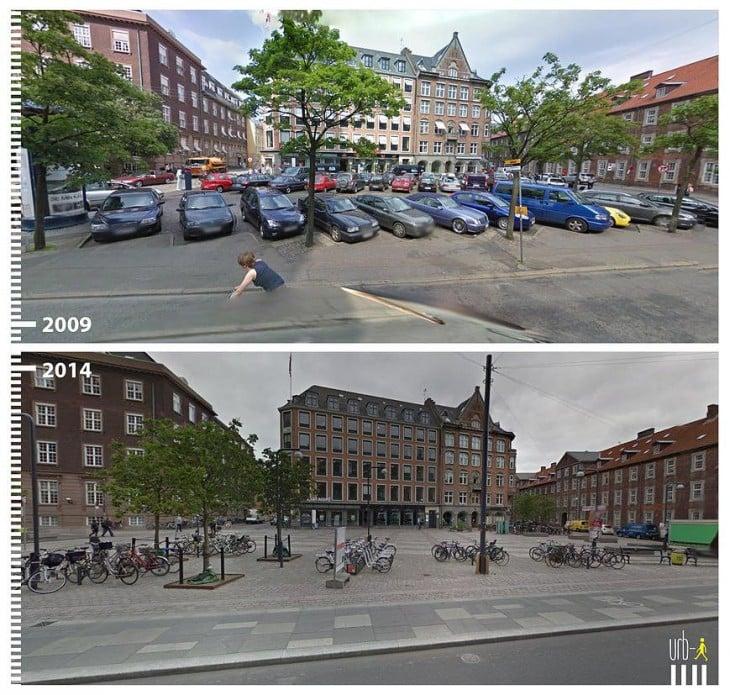 Copenhagen, Denmark según la visión de urbi