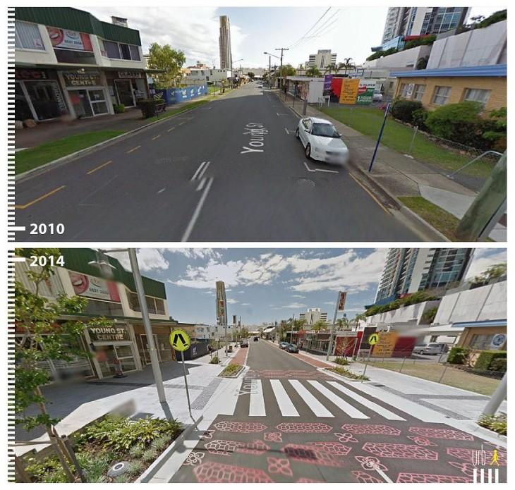Southport, Australia. segun la visión de urbi