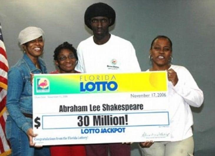 Braham Shakespeare ganador de 30 millones de dolaresque fue asesinado por su esposa