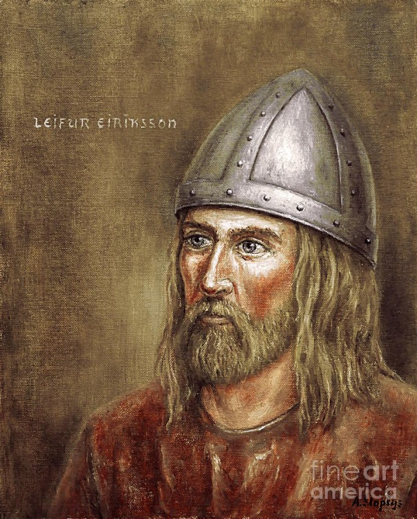 vikingo que descubrio por primera vez america