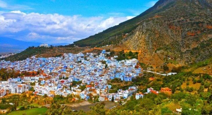 Chefchaouen, Marruecos Noroccidental