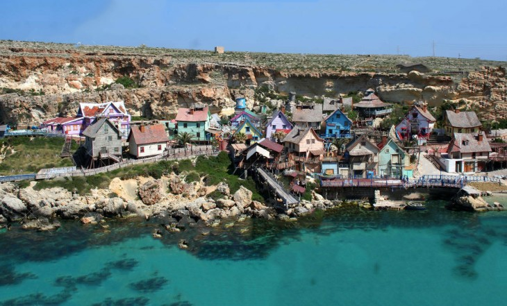 Pequeña Aldea de Malta