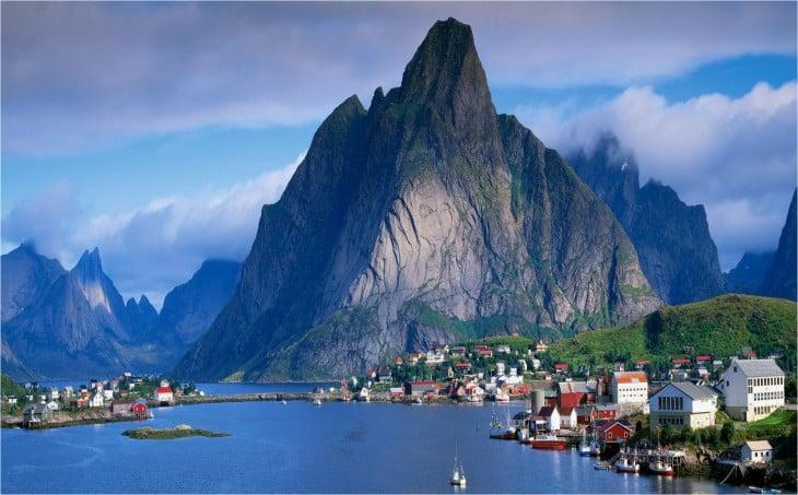 Reine, Norte de Noruega