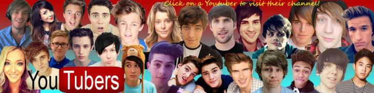 youtubers más famosos del mundo