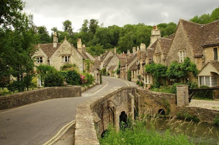 Castle Combe, Reino Unido