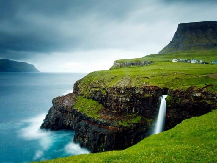 Aldea Gasadalur, Islas Feroe