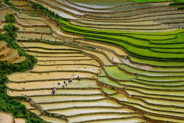 3. Pueblo de La Pan Tan, Vietnam