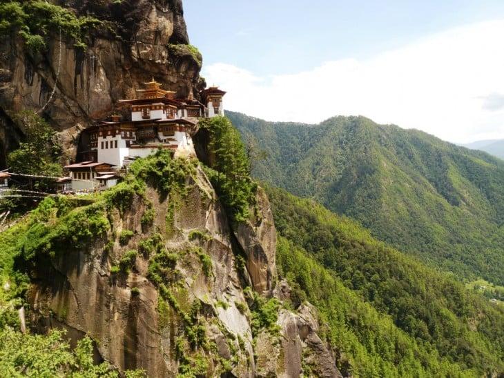 Nido del Tigre, Valle de Paro, Bután