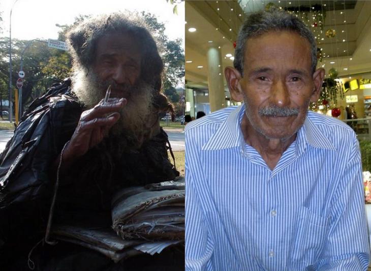 antes y después de raimundo