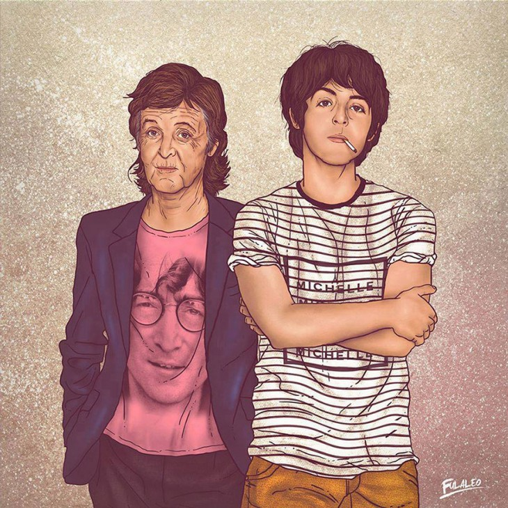 Paul McCartney en su otro yo