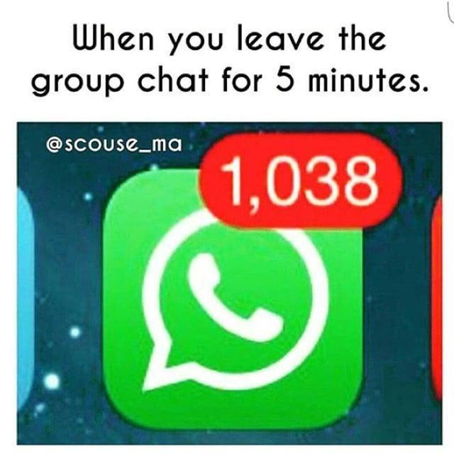 imagen que muestra el icono del whatsapp con 1,038 mensajes