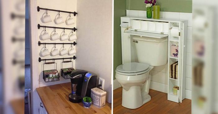 30 sencillos trucos para decorar tu casa f cilmente for Ideas para remodelar tu casa