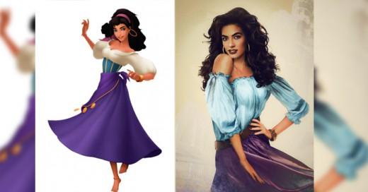 Ya les habíamos presentado a Jirka Väätäinen, el diseñador gráfico finlandés que realizó algunos retratos realistas de los príncipes de Disney. Y debido a la fama que consiguió en redes sociales, el artista ha compartido en su página de Facebook una serie con la que ahora muestra cómo lucirían las Princesas de Disney si fueran reales.