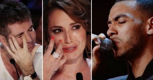 No cabe duda del talento de Josh, para hacer llorar a estos duros jueces su interpretación fue vibrante
