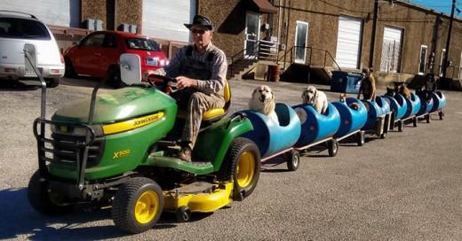 Eugene Bostick Un gran ejemplo de filantropía y de amor a los perros