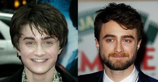 Harry Potter es una saga que adquirió fama mundial desde el lanzamiento de su primer película hace 15 años, pero no sólo por las increíbles historias que cuenta sino por los actores que le dieron vida a cada uno de los personajes.