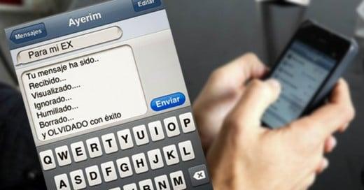 Ingeniosos mensajes de texto de ex y para ex parejas excelente selección