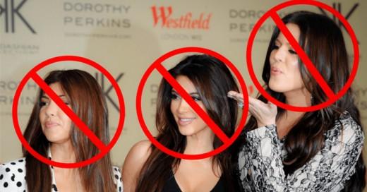 Sale a la luz la aplicación para CROME que bloquea a las Kardashians