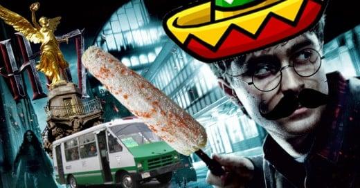 Como sería Harry Potter a la Mexicana una aventura en grande