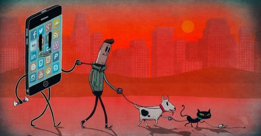 Steve Curtin nos vuelve a sorprender con su trabajo de ilustracion con una gran carga de critica social