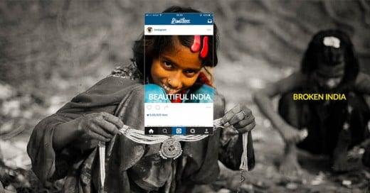 Muestra de fotografías que reflejan la verdadera realidad detrás de las fotos que suben a Instagram