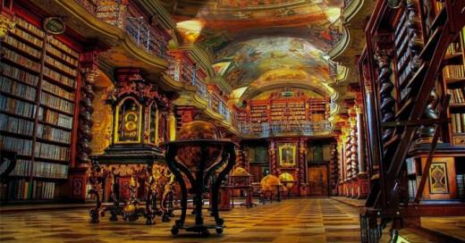 Un sueño hecho realidad la mas hermosa biblioteca del mundo
