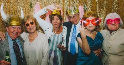 Que los abuelos no saben divertirse en este post todo cambiara la manera que vemos a nuestros abuelitos