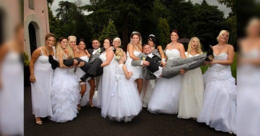 Hermosos vestidos de novia de 20 diferentes partes del mundo