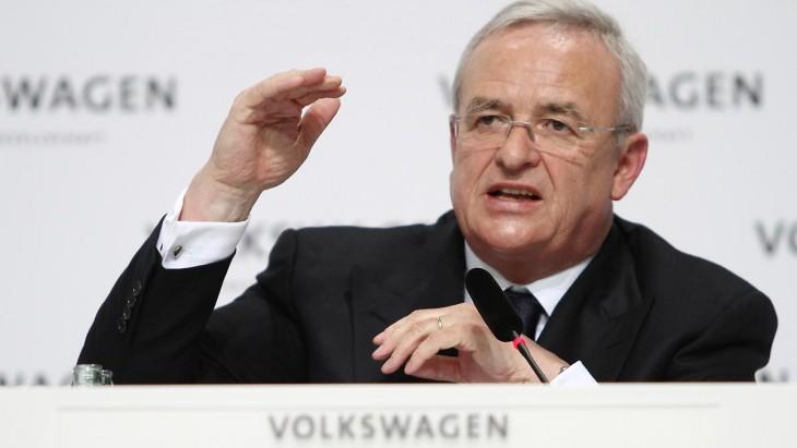 Martin Winterkorn EX CEO de la VolksWagens