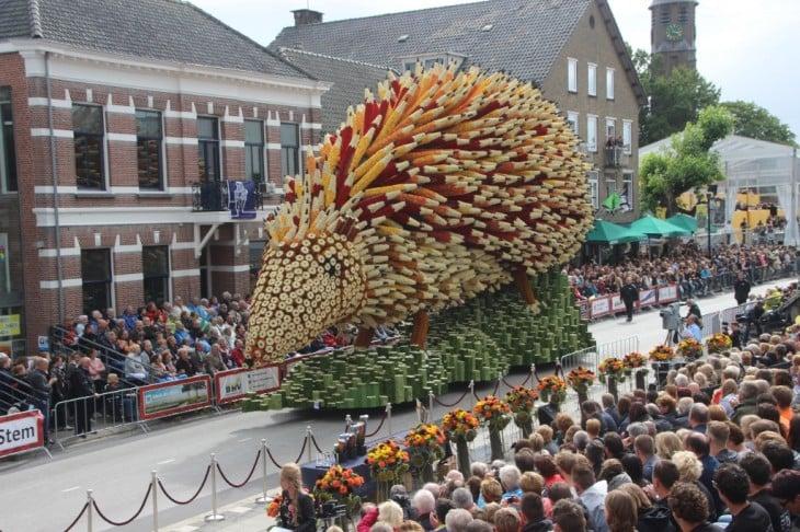 Festival Corso Zundert en Holanda