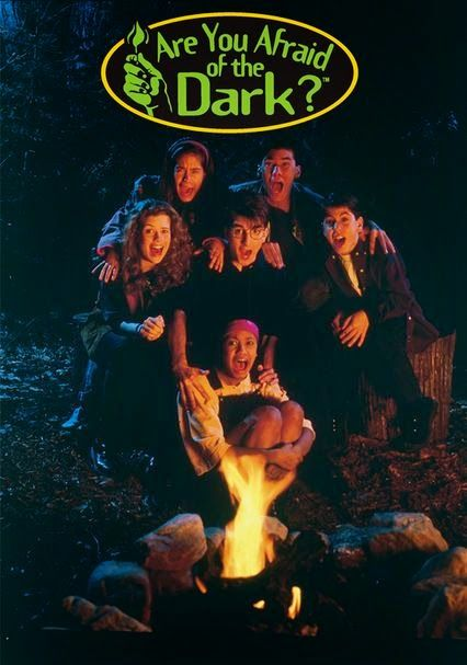 Personajes de la serie de Nickelodeon Are You Afraid of the Dark