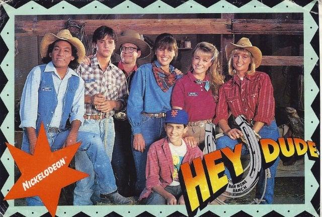 Serie Hey Dude de los 90´s en Nickelodeon