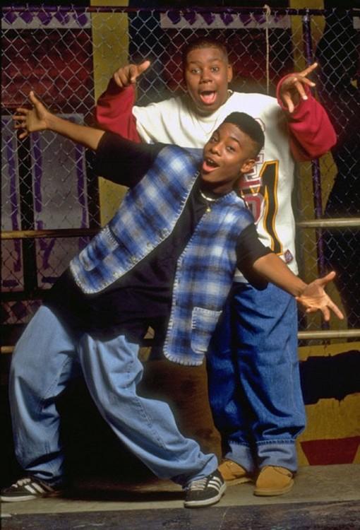 Kenan y Kel protagonistas de una serie en Nickelodeon