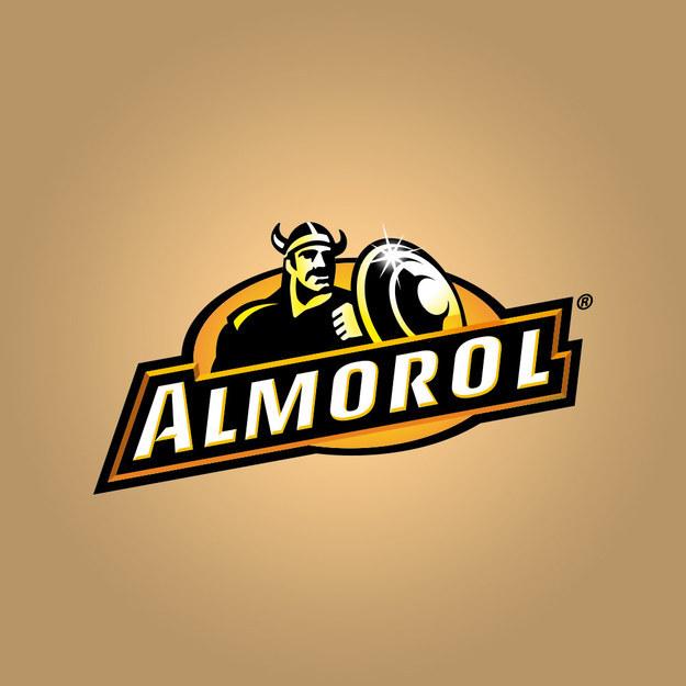 """Logotipo del Armoll All con la palabra """"Almorol"""""""
