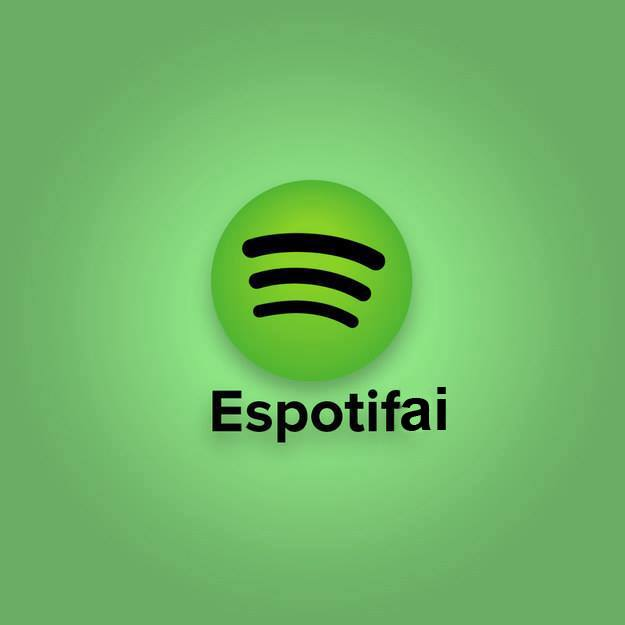 Logotipo del espotifai