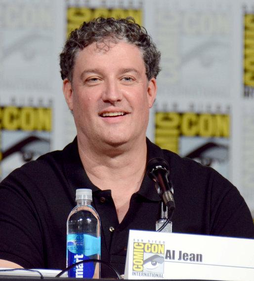 Al jean, productor de los Simpson