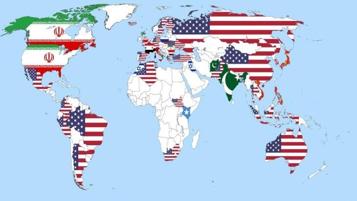 amenaza mundial