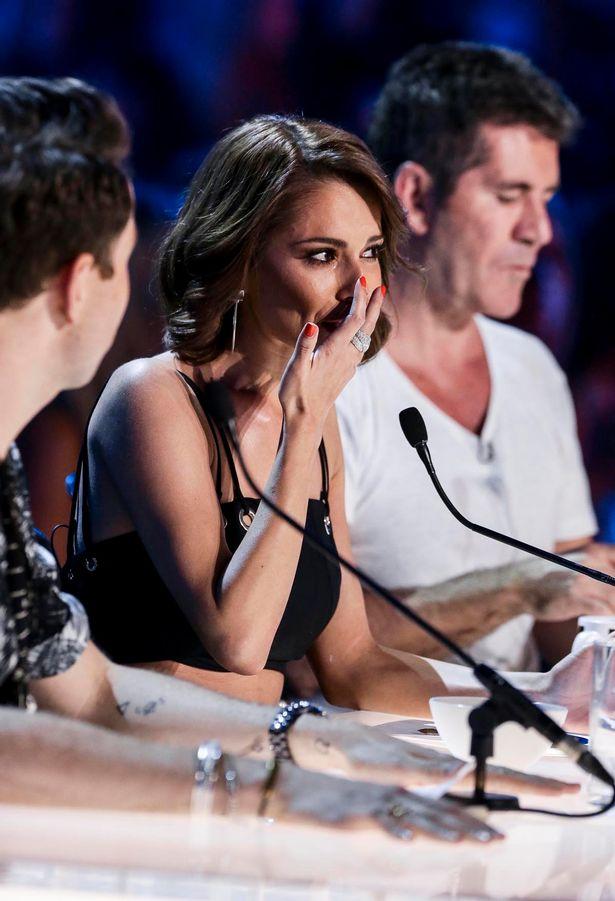 Jurado durante una audición del concurso Factor X