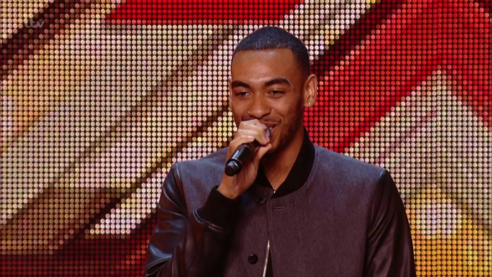Josh Daniel un concursante para el concurso Factor X