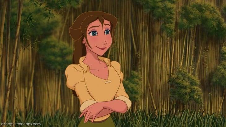 Jane de la película tarzán