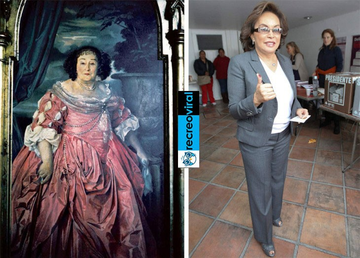 LA GORDA DEL RETRATO EN HARRY POTTER