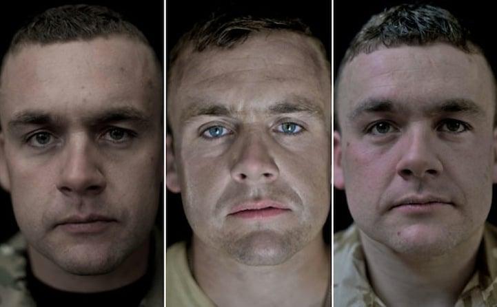 O sargento Alexander McBroom, 24